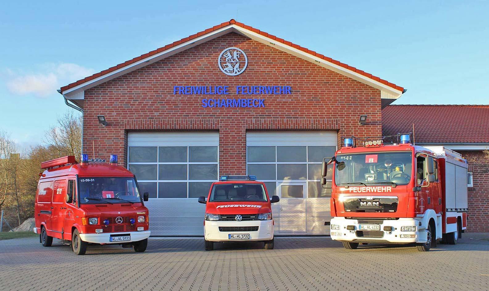 Freiwillige Feuerwehr Scharmbeck